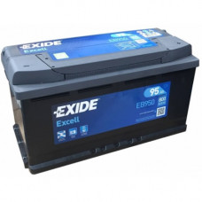 EXIDE EXCELL EB950 95AH JOBB
