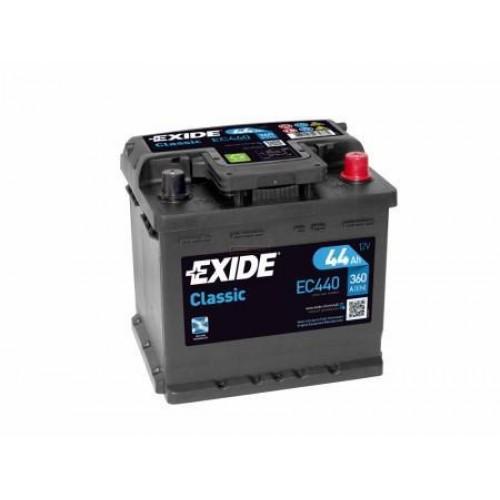 EXIDE CLASSIC EC440 44AH JOBB